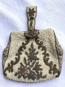 Antique Vintage Purse Style Evening Hand Bag