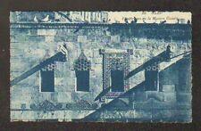 ALEP (SYRIE) PIGEONS sur FENETRES de la MAISON GAZALE en 1926