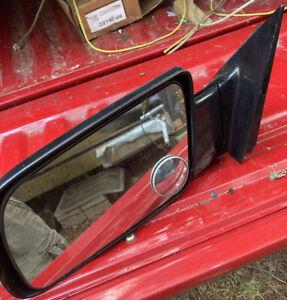 97 Chevrolet Tahoe left driver door power mirror 👉read Description 👈