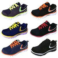 Men's Sport Sneakers Athletic Walking Tennis Training Gym Running Shoes, Sizes