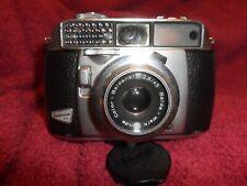 Balda Baldessa 1b, 1958 35mm camera with brown case