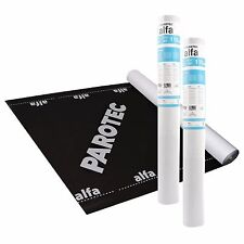Underlay Sheet Parotec Alfa 110g/m² 75m2 3-ply Sd=0,03m Traction 200/140 N/5cm