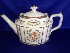 **BEAUTIFUL** Royal Crown Derby 'Honeysuckle' Large Teapot