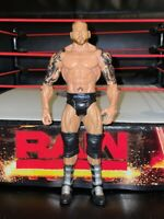 BATISTA WWE Mattel action figure BASIC LEGEND ANIMAL raw kid toy Wrestling Play