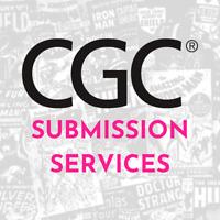 CGC SUBMISSION SERVICES MARVEL DC IMAGE IDW SPIDER-MAN X-MEN HULK VENOM THOR 9.8