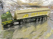 ** Herpa 904285 Scania R HL Silo Semitrailer Getron (NL) 1:87 Scale