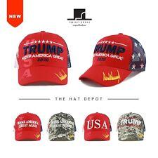 Trump hat -  Original Exclusive President Trump Keep America Great Mesh Cap