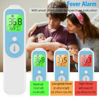No-touch Contact Infrared Digital LCD Baby Adult Forehead Baby Body Thermometer