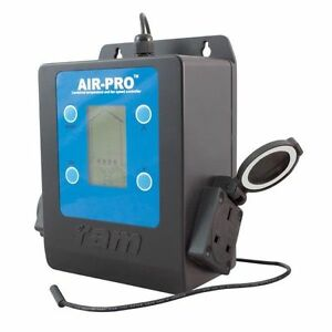 RAM Air-Pro ll 2 14amp Twin Fan Speed Silent Climate Controller Temperature Grow