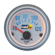 raid hp Zusatz Instrument Silber Wassertemperaturanzeige Wassertemperaturgeber