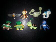 Jakks Pacific Nintendo Pokemon Action Figures Lot of 8