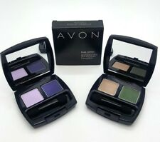 Avon True Colour Single & Duo Eye Shadow Palette Make up Women New Box Assorted