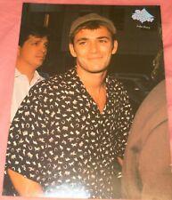 Luke Perry clipping pin up Beverly Hills 90210 Edward Furlong Shane McDermott