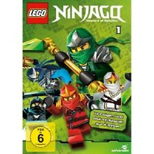 LEGO NINJAGO-MASTERS OF SPINJITZU-STAFFEL 1 (REGIE: JUSTIN MURPHY/+) 2 DVD NEU
