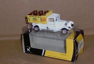"* K-Line Die Cast Kruisers .. ""Heinz Delivery Truck w/ Barrels"" NIB #K-94569"