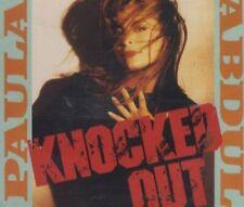 Paula Abdul Knocked out (1990, UK)  [Maxi-CD]