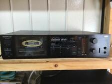 Kenwood KX-880SR II Cassette Deck Recorder Basic