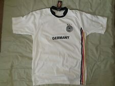 Nwt German National Team Fan Apparel Soccer Football Jersey-Youth L-Edson