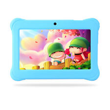7'' Tablets for Kids Android 4.4 KitKat 8GB WiFi Bluetooth Bundle for Kids Blue