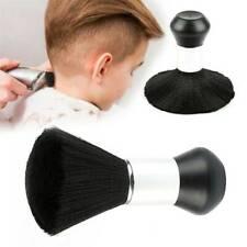 Professional Black Hairdressing Stylist Barbers Salon Hair Cut Neck Duster Brush