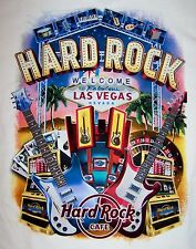 HARD ROCK CAFE LAS VEGAS STRIP CITY TEE T-SHIRT SIZE ADULT XX-LARGE NEW WITH TAG