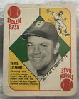 1951 Topps Red Backs Baseball Cards 79
