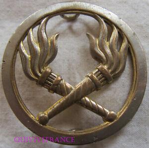IN12180 - Service des Essences, Insigne de béret