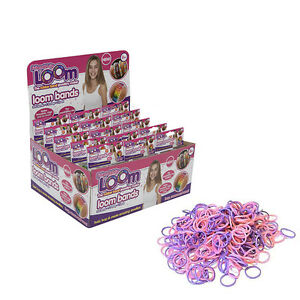 Colour-Changing Loom Bands