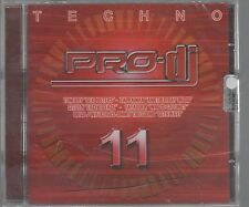 PRO DJ TECHNO vol. 11 CD F.C. SIGILLATO!!!