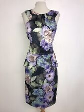 COAST - Ladies STUNNING Floral DRESS - Size 16 - WORN ONCE