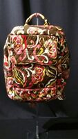 """""""Vera Bradley"""" """"Puccini"""" Backpack / """"Retired Pattern"""" / Pre-Owned"""