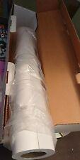 "High super gloss paper  24"" x 10 M White photo paper"