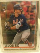 2019 Topps Series 2 Pete Alonso RC Gold /2019 + 46 Bonus Cards