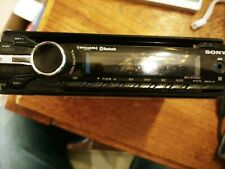 Sony Mex-Bt3000P Bluetooth Cd Mp3 Audio System Receiver As-Is For Parts / Repair