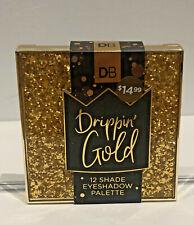Drippin' Gold 12 Shade Eyeshadow Palette