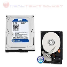"HARD DISK INTERNO 3,5"" 1TB 1000 GB SATA WESTERN DIGITAL CAVIAR BLU WD PC HDD HD"