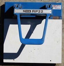 Rp22 Plate Punch For Ryobi 3302