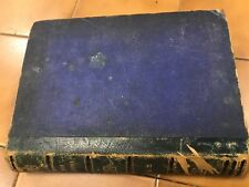 "b75 ""IL GIRO DEL MONDO VOLUME 1CHARTON-TREVES, F.LLI TREVES 1875"