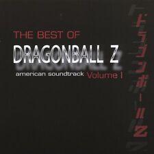 Dragon Ball Z - Dragon Ball Z: Best of 1 (Original Soundtrack) [New CD]