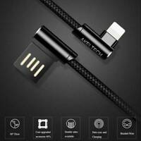 For iPhone X 8 7 6 AKELTECH Lightning USB Data Charger Cable Fast Charging Line
