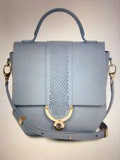 Ennigaldi Luxury Designer Pale Blue Handbag  with Dust bag and Original Box