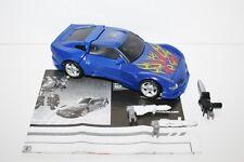 TURBO TRACKS Deluxe TRANSFORMERS Reveal the Shield Generations CHUG Hasbro 2010