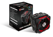 MSI Core Frozr XL Hydro-Dynamic Bearing CPU Cooler with Dual 120mm TORX Fans