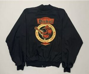 Vintage George Dickel Tennessee Whisky Ain't Nothin' Better Tour Jacket Size XL