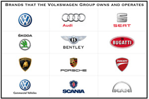 VW GROUP   NEW Genuine Audi Discs 01J-398-241   USA DEALER