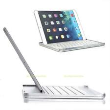 Ultra-thin Aluminum Wireless Bluetooth Keyboard Case Cover For ipad Mini 2/3 UK