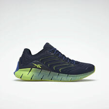 {FX2459} Men's Reebok Chromat Zig Kinetica Shoes - Blue *NEW*