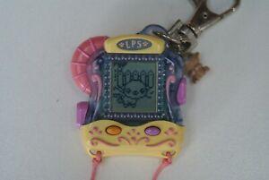 LITTLEST PET SHOP VIRTUAL ELECTRONIC PET TAMAGOTCHI HASBRO 2005 KEYCHAIN