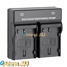 Dual Channel Battery Charger D-LI90 Fr Pentax K3 K5 K52S IIS K7 K7D 645D K01