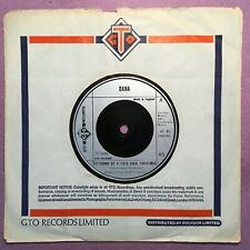 """Dana - It's Gonna Be A Cold, Cold Christmas (7"""" single) GT 45"""